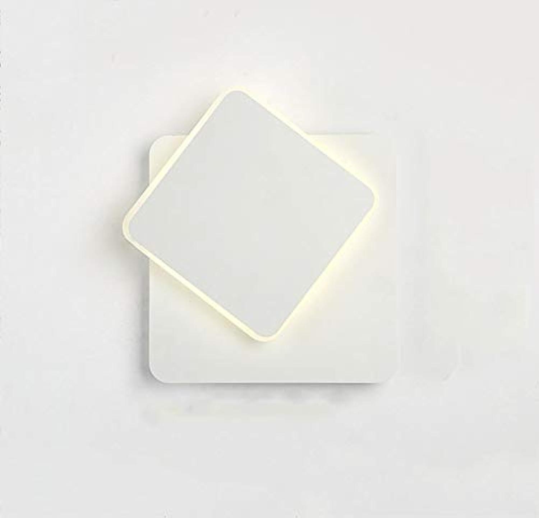 Xiao Fan  Wandleuchte Nordeuropa Postmodernes Wohnzimmer Restaurant Nachttischlampe für Schlafzimmer Rotierende Mondwandleuchte (Farbe    3)