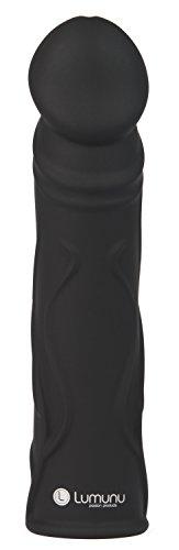 Deluxe Penis Sleeve LIEBESLANZE, Penismanschette mit Hodenschlaufe, Penishülle zur Penisverlängerung & Erektionssteigerung, von Venize