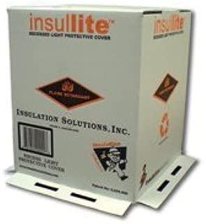Insullite Recessed Light Cover 10 x 10 x 12 (Case of 25)-IL10S
