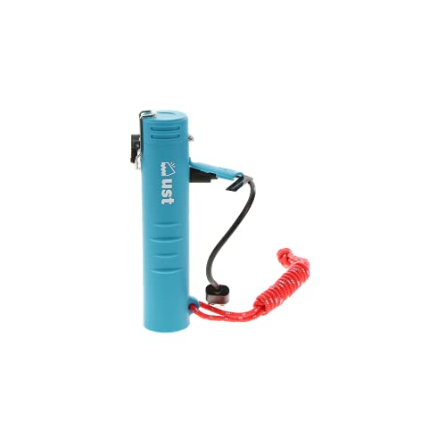 UST TekFire Charge Fuel-Free Lighter with a Lightweight, Rugged Construction, etc Outdoor Survival ,...