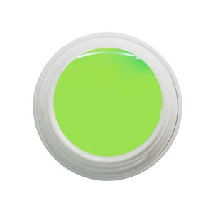 Gel Uv de couleur fluo vert 5 ml