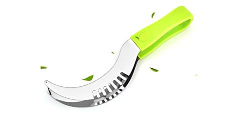 Stainless Steel Watermelon Slicer Cutter For Perfect Watermelon...
