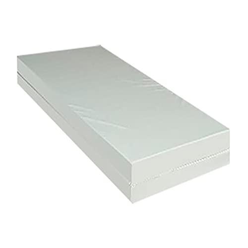 Goma Espuma para colchón cuna bebé, Plancha para yoga, cama para perro de goma espuma densidad 20 blanda, densidad 25, densidad 30 y densidad 35Hr (Densidad 35HR, 150_x_80_x_12)