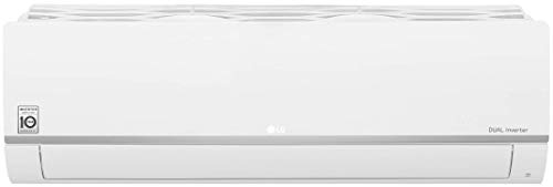 LG 1.5 Ton 5 Star Wi-Fi Inverter Split AC (Copper, Convertible 5-in-1 Cooling, Anti-Allergy Filter, 2021 Model, MS-Q18SWZD, White)
