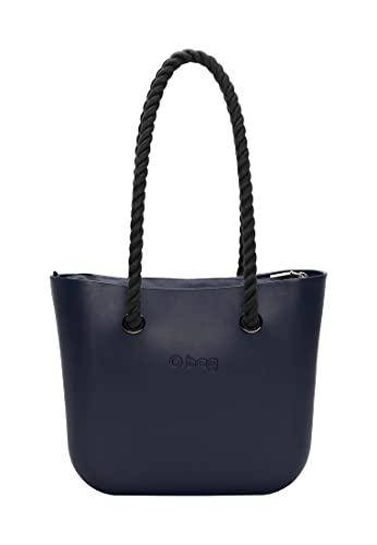 O bag - Bolsa de hombro impermeable con carcasa de compuesto termoplástico