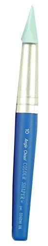 Colour Shaper Biseau Oblique Bleu Taille 10