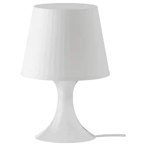 Ikea 200.554.21 Table Lamp, White