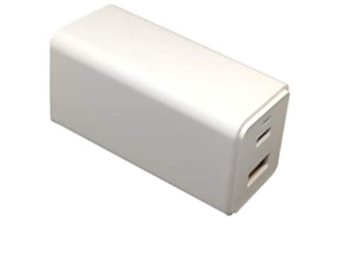 New 65W GaN Charger Quick Charger 4.0 Type C PD USB Charger With QC 4.0 Fast Charger Adapter For Laptop,CN Plug White B