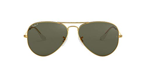 Ray-Ban Aviator Large Metal 0RB3025 Polarizado Lentes de Sol