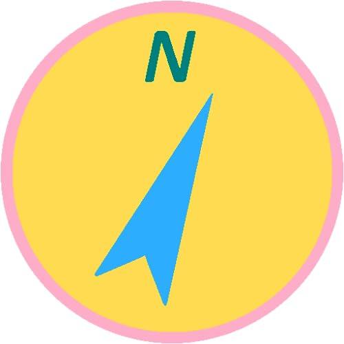 Rapid Kompass (lebhaften farben)