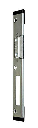 GU BKS Secury Haustür Schließblech mit AT-Stück Links 232x30x6mm für Profil Veka Softline