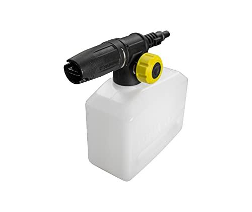 LAVOR 6.010.0117 Lance mousseuse réglable avec réservoir d eau froide, ligne Hobby, accessoire pour nettoyeur haute pression