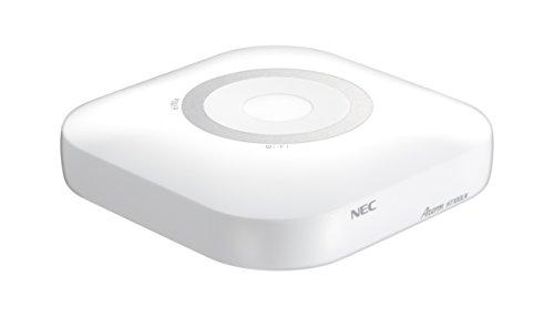 NECプラットフォームズ Aterm PA-HT100LN-SW 据え置き型 LTE ルーター nanoSIM×1