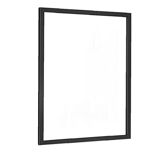 Photo Frames Wood Poster Picture Frame met Zwarte Grens voor wandkleden, Photo Frame