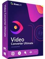 Video Converter Ultimate Win Vollversion- 1 Jahr Lizenz (Product Keycard ohne Datenträger)-
