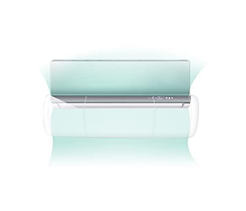 Deflettore del deflettore del Vento del condizionatore d'Aria,Deflettore Regolabile di Calore e d'Aria (1)