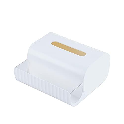 GODNOEI Caja para toallitas húmedas Dispensador de Toallitas Mojado Tejido Caja De Almacenamiento Recipiente Recargable Caja De Almacenamiento De Tejidos Para El Hogar Ofic