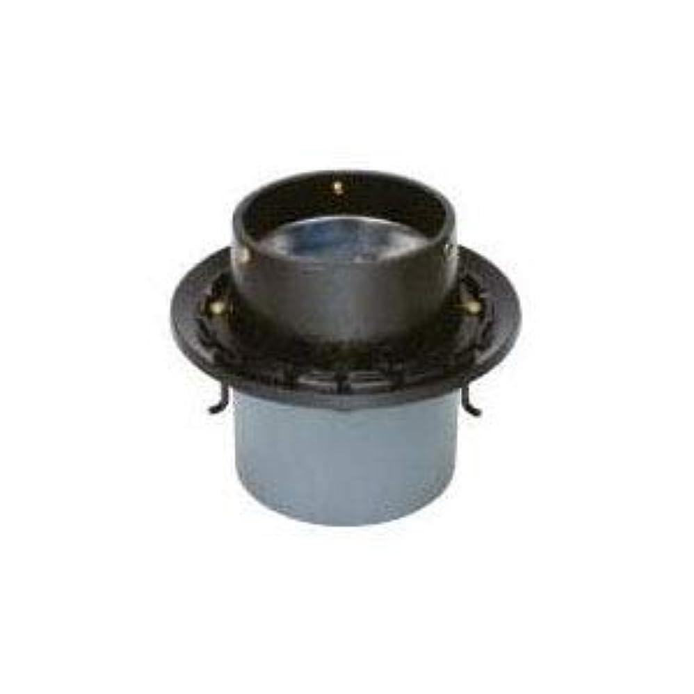 発揮する換気苦味カネソウ 鋳鉄製ルーフドレイン たて引き用 PC打込型 バルコニー中継用 水はね防止型(呼称100) EPMJ-1-100