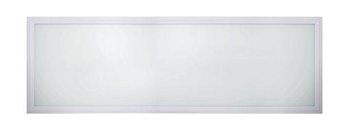 SevenOn LED 64407 Panel LED SMD extraplano rectangular empotrable, blanco mate, 36W, 140º, 3200 lúmenes, 4000K, blanco neutro, IP20. No regulable.
