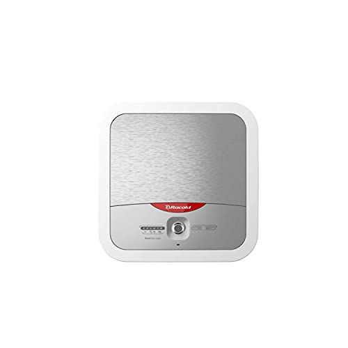 Racold Omnis Lux Plus 25 Litres Vertical 5 Star Water Heater, White