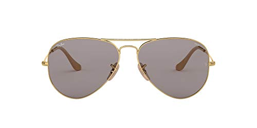 Ray-Ban 0RB3025 Gafas de sol, Gold, 57 para Hombre