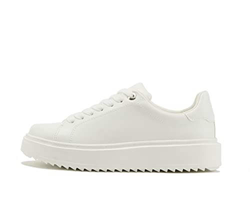Soda RETAIN Women Fashion Lace-up Low Top Padded...