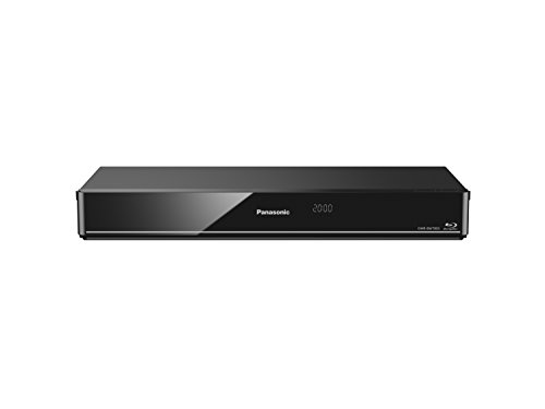 Panasonic DMR-BWT850EB Smart Network 3D Blu-ray DiscTM Recorder with Twin HD - Black