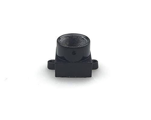 2 unids M12 metal lente montaje para CCTV cámara de seguridad soporte soporte cámara PCB Junta módulo adaptador conector polea