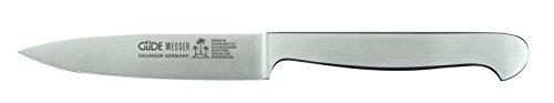 Güde Spickmesser KAPPA Serie Klingenlänge: 10 cm Stahl, 0764/10  Küchenmesser - Geschmiedet - Solingen, Allzweckmesser - scharf - langlebig - hochwertig