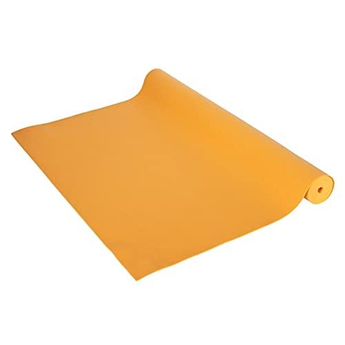 Yogamatte Premium Super Light Travel Mat - in Deutschland hergestellt, orange