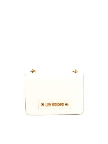 Love Moschino JC4025PP1ALD0 100 Bianco TRACOLLA Donna