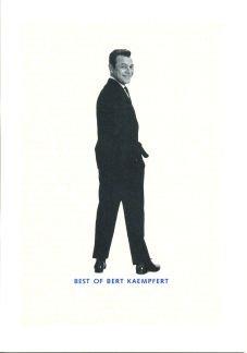 BEST OF - arrangiert für Gesang und andere Besetzung - Klavier [Noten / Sheetmusic] Komponist: KAEMPFERT BERT