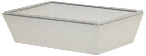 Storage Solutions 0533PFR12 Mini Poly Storage Bin