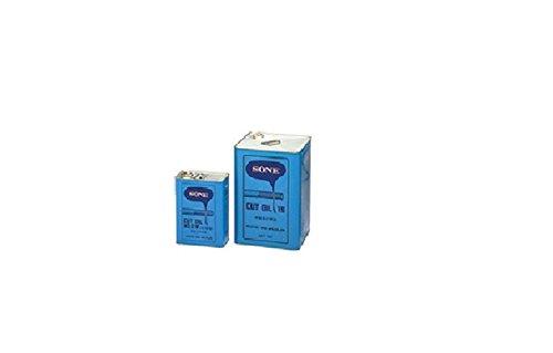 育良精機 ネジ切り油 カットオイル水性4L(角缶) 12030