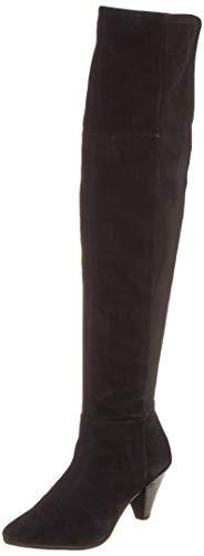 bugatti Damen 411798333464 Hohe Stiefel, Schwarz (Black/Black 1010), 39 EU
