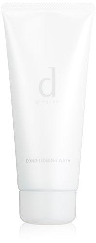 d プログラム コンディショニングウォッシュ 洗顔フォーム