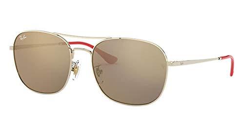 Ray-Ban 0RB3613D-58-92005A Gafas, 875, 58 para Hombre