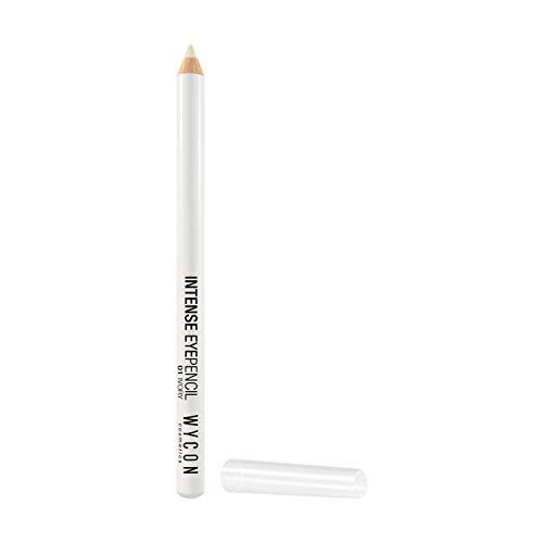 WYCON cosmetics INTENSE EYE PENCIL 01 ivory