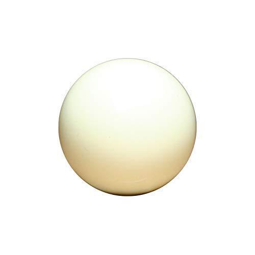 Aramith - Bola blanca de billar, 5,71 cm de diámetro