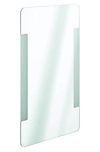Zierath KLUDI Plus Lichtspiegel, 800mm x 500mm mit Warmton-Neonröhre weiß, 49SP243