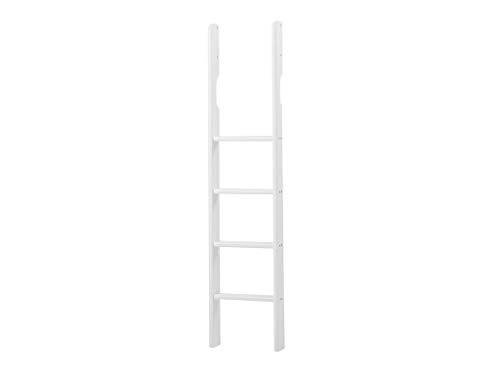 Ladder voor PREMIUM, 37-0010-32-000-P Hoogslaper. 40x176x12 wit