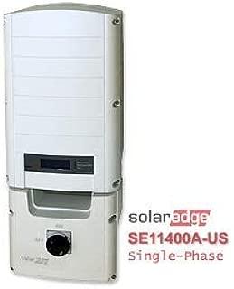 SOLAREDGE SE11400A-US 11.4KW SINGLE PHASE TRANSFORMERLESS GRID TIE INVERTER