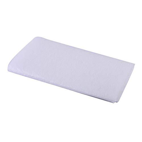 Monlladek Home Range Haubenfilter Mesh Film Küchenölfilterpapier Transparente ölabsorbierende Papieraufkleber Ölsichere Aufkleber (weiß)