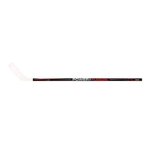 Franklin Sports Kids Hockey Stick - Right Handed - 40 Inch - NHL - Power Fusion