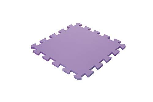 Iris Ohyama–Alfombra de protección de suelo Puzzle/alfombra de actividades para bebé y...