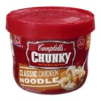 Campbell's Soup Bowl Classic Chicken Noodle 1525 OZ (Pack of 16)