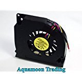 Aquamoon Trading New Genuine OEM DELL Latitude E5400 E5500 Laptop Notebook Cool Cooling Chassis Blower Assembly Forcecon DFS531305M30T Fan C946C