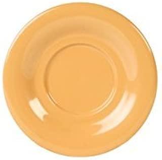 1.25 Height Pack of 24 Orange Red Color 13 OZ Capacity Melamine Yanco MS-5809RD Mile Stone Pasta Bowl 9.25 Diameter