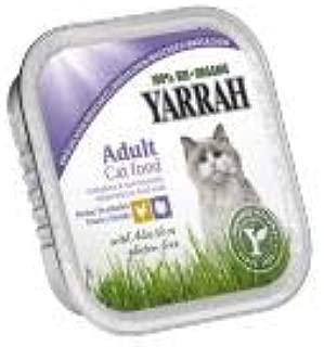 Yarrah Tarrina para Gatos con Pavo, 100 g: Amazon.es: Productos ...