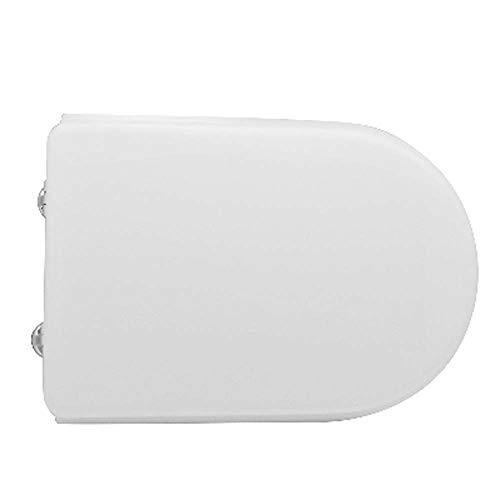 Copriwater Coprivaso Tavoletta Sedile WC per Galassia Vaso Aster Bianco